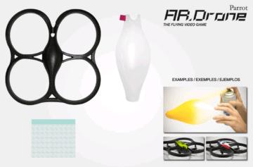 customize ARdrone