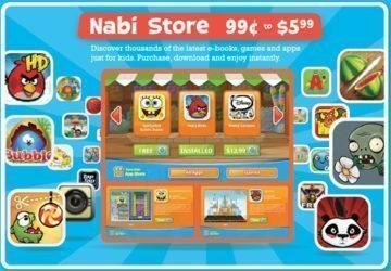 Nabi Market s aplikacemi