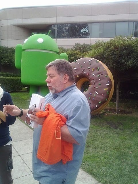 Wozniak Galaxy Nexus