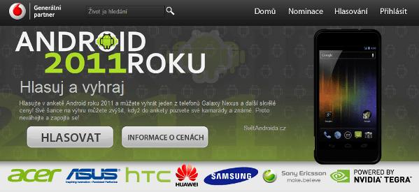 Android Roku 2011 hlavička_