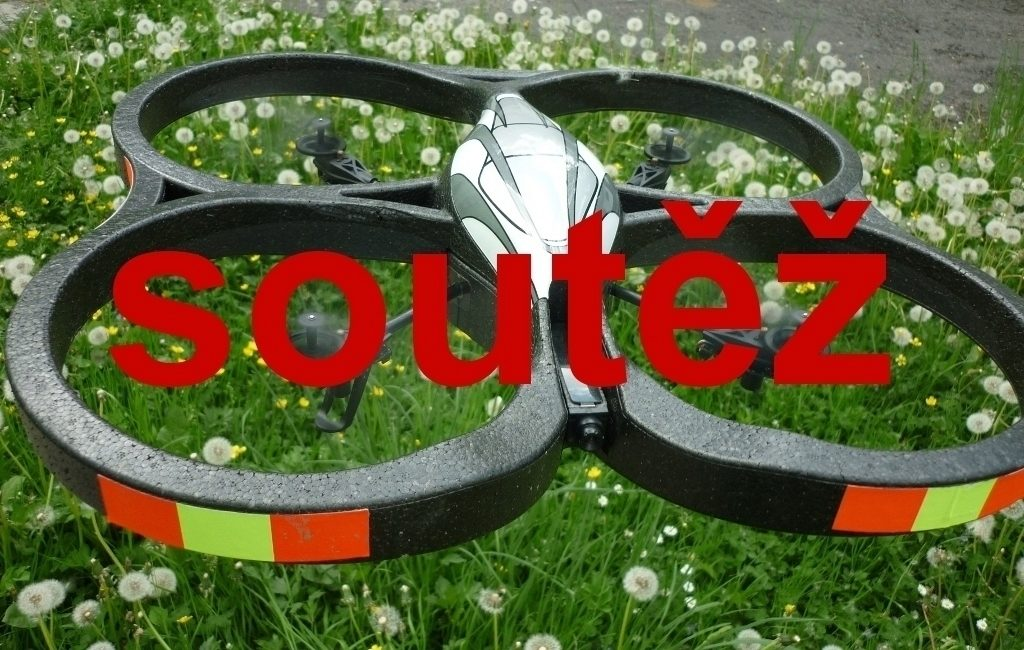 Soutez AR.Drone