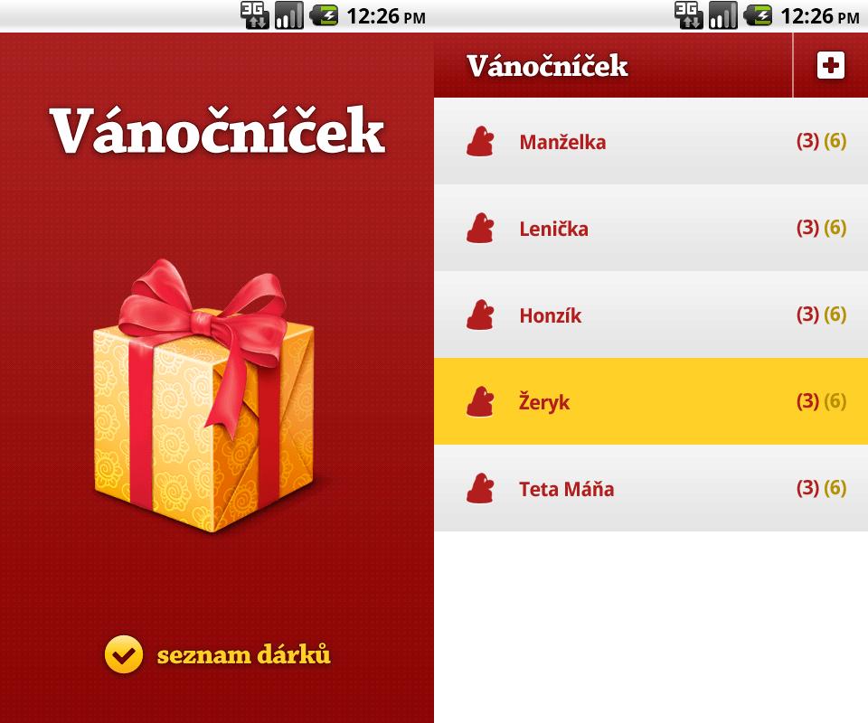 vanocnicek