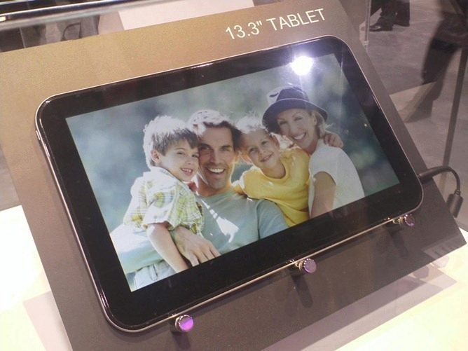 13,3″ tablet