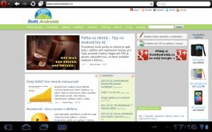 Opera - vynikající a nenáročný webprohlížeč