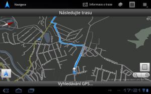 Google Navigace