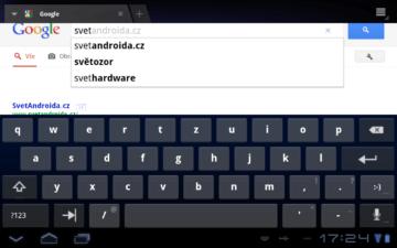 Vyhledávání Googlem