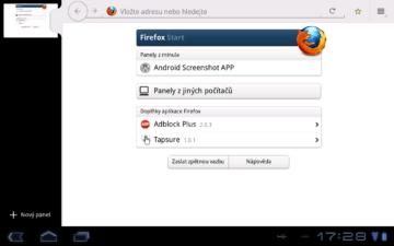 Firefox - bohužel neohromil