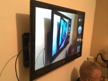 Foceno při HDMI přenosu