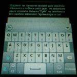 4. Testování klávesnice