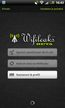 WiFileaks android