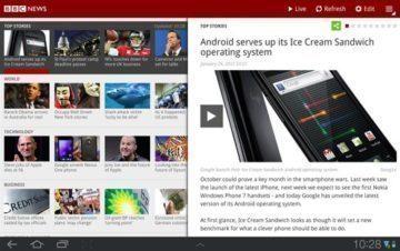 BBC News (tabletová verze pro UK)