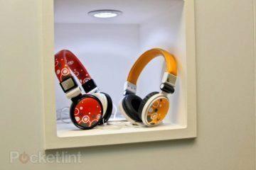 Designová sluchátka