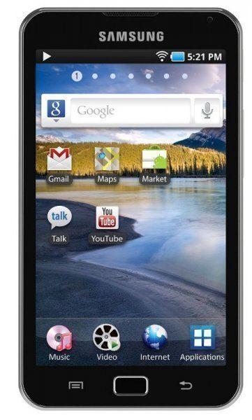 Samsung Samsung Galaxy S Wi-Fi 5.0
