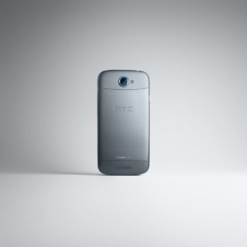 HTC One S_SILVER-BACK