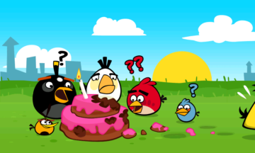 Happy Birthday, Angry Birds!