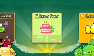 Angry Birds slaví druhé narozeniny