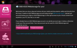 Registrací do MyCloud vás provede průvodce, který vysvětli vše, co budete potřebovat