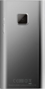 Stříbrný Panasonic Eluga