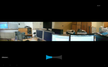 Specialitkou Androidu 4.0 je pořizování panoramatických snímků