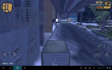 Grafika ve hře Grand Theft Auto III