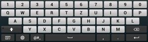 ASUS česká klávesnice