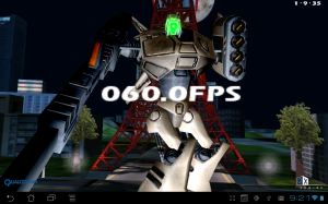 V benchmarku Neocore dosáhl Transformer Prime 60,0 fps