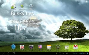 S názvem ostravského sídliště Bělský les má ASUS Weather zjevné problémy