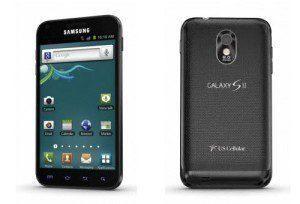 Samsung Galaxy S II se 4,52palcovým displejem