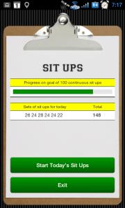 Sit Ups