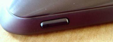 Tlačítko pro zapnutí/vypnutí tabletu a rozsvícení/zhasnutí displeje