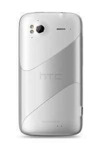 Bílý HTC Sensation
