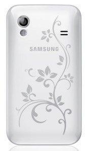 Samsung Galaxy Ace La Fleur