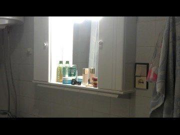 Snímek z videa pořízeného vylepšenou aplikací z HQ Camera