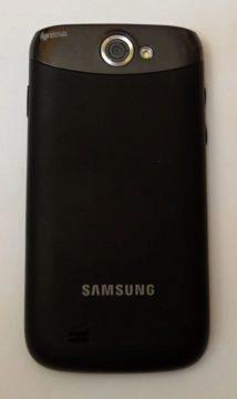 Zadní strana telefonu Samsung Galaxy W