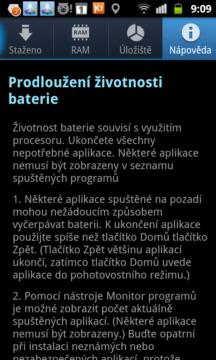 Tipy, jak prodloužit životnost baterie.