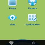 SA aplikace