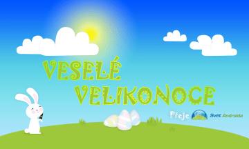 Veselé Velikonoce 2012 SA