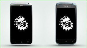 ClockworkMod Touch pro HTC One X a One S