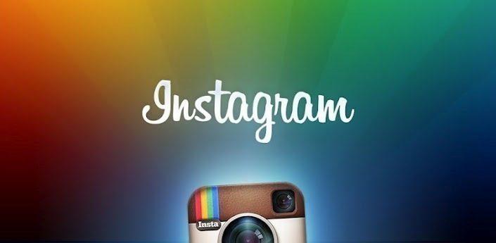 instagram – pozadi