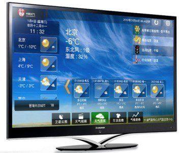 Lenovo začíná s chytrými televizory s Androidem