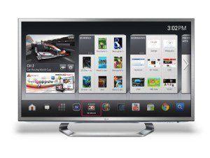 LG Google TV se 3D LED již tento týden