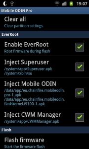 Mobile ODIN Pro
