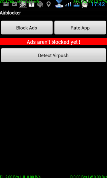 Airblocker - Airpush Blokáda