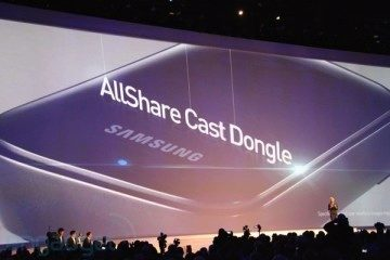 allshare cast dongle
