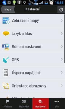 CoPilot GPS pro Android