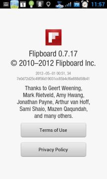 Flipboard pro Android