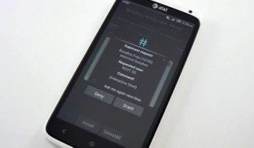 HTC One X úspěšně rootnut