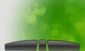 Otočením zařízení doleva nebo doprava schováte klávesnici a přepnete touchpad na celou obrazovku