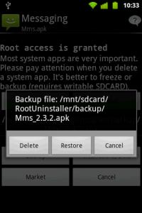 Root Uninstaller