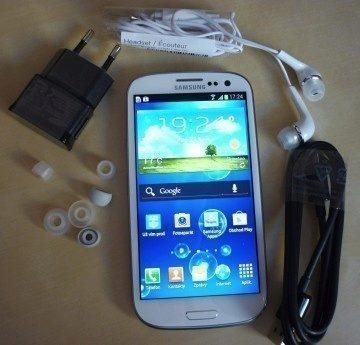 Příslušenství Samsungu Galaxy S III
